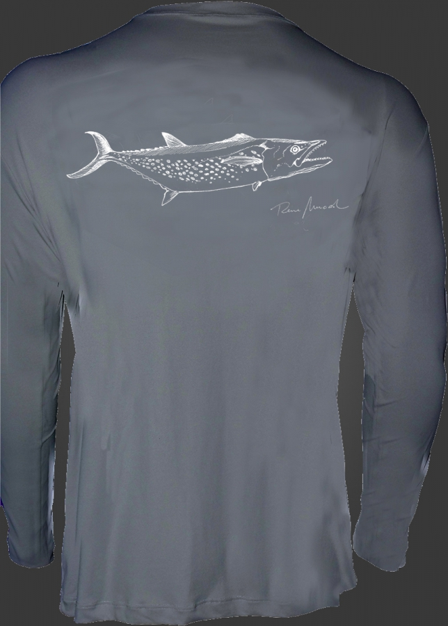 Camiseta de Poliamida Catch and Release Sororoca